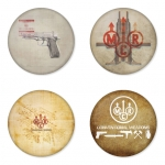 My Chemical Romance button badge 1.75 inch custom backside 4 type Pinback, Magnet, Mirror or Keychain. Get 4 in package [14]