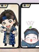เคสซิลิโคน iphone Moon Lovers วังอึน (องค์ชายสิบ) มี2ลาย