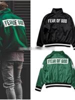เสื้อแจ็คเก็ตแขนยาว Justin Bieber FEAR OF GOD มี3สี