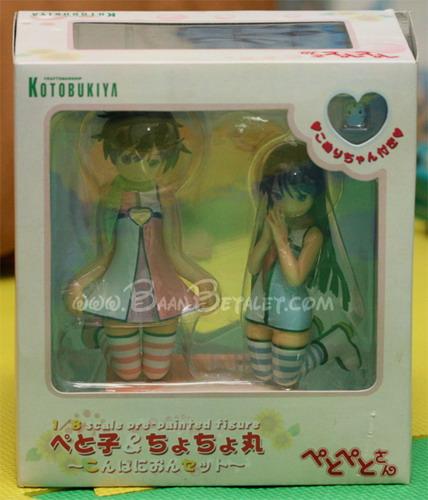 โมเดลตุ๊กตาสาวน้อย 1/8 scale pre-painted figure 2 แบบ
