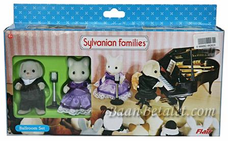 ซิลวาเนียน ชุดบอลรูม (UK) Sylvanian Families Ballroom Set