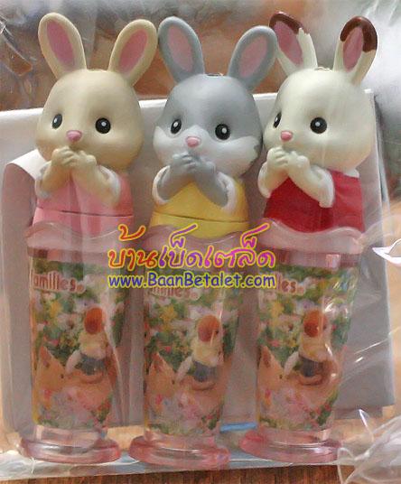[Out of Stock] ปลอกดินสอกระต่ายซิลวาเนียน (JP) Sylvnainan Families Pencil Caps