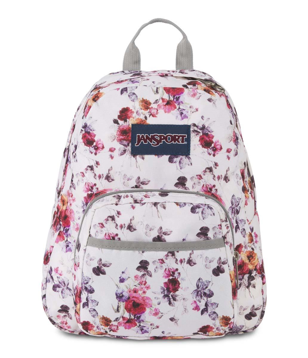 JanSport กระเป๋าเป้ รุ่น Half Pint - Floral Memory