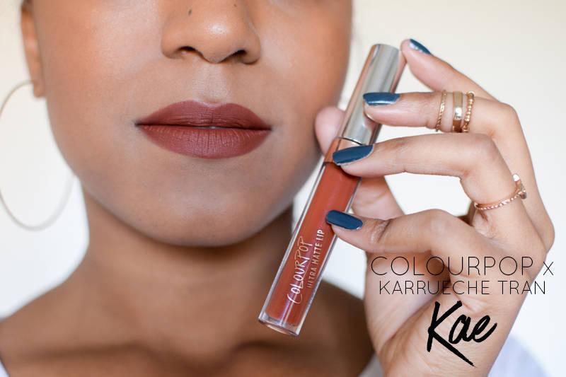 colourpop ultra matte lip สี kae