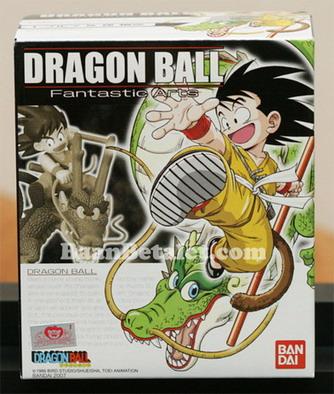 ดรากอนบอลแฟนแทสติกอาร์ต (Dragonball Fantastic Arts)