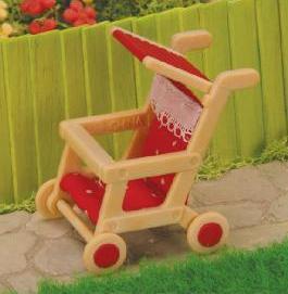 ซิลวาเนียน รถเข็นเด็กอ่อน (EU) Sylvanian Families Push Chair