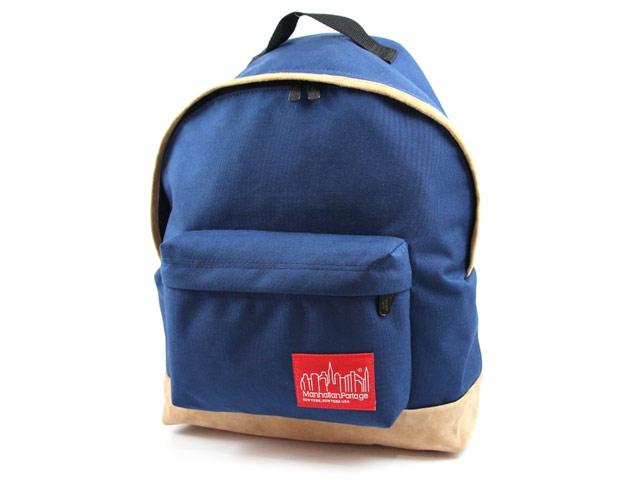 Manhattan Portage Big Apple Backpack - Navy