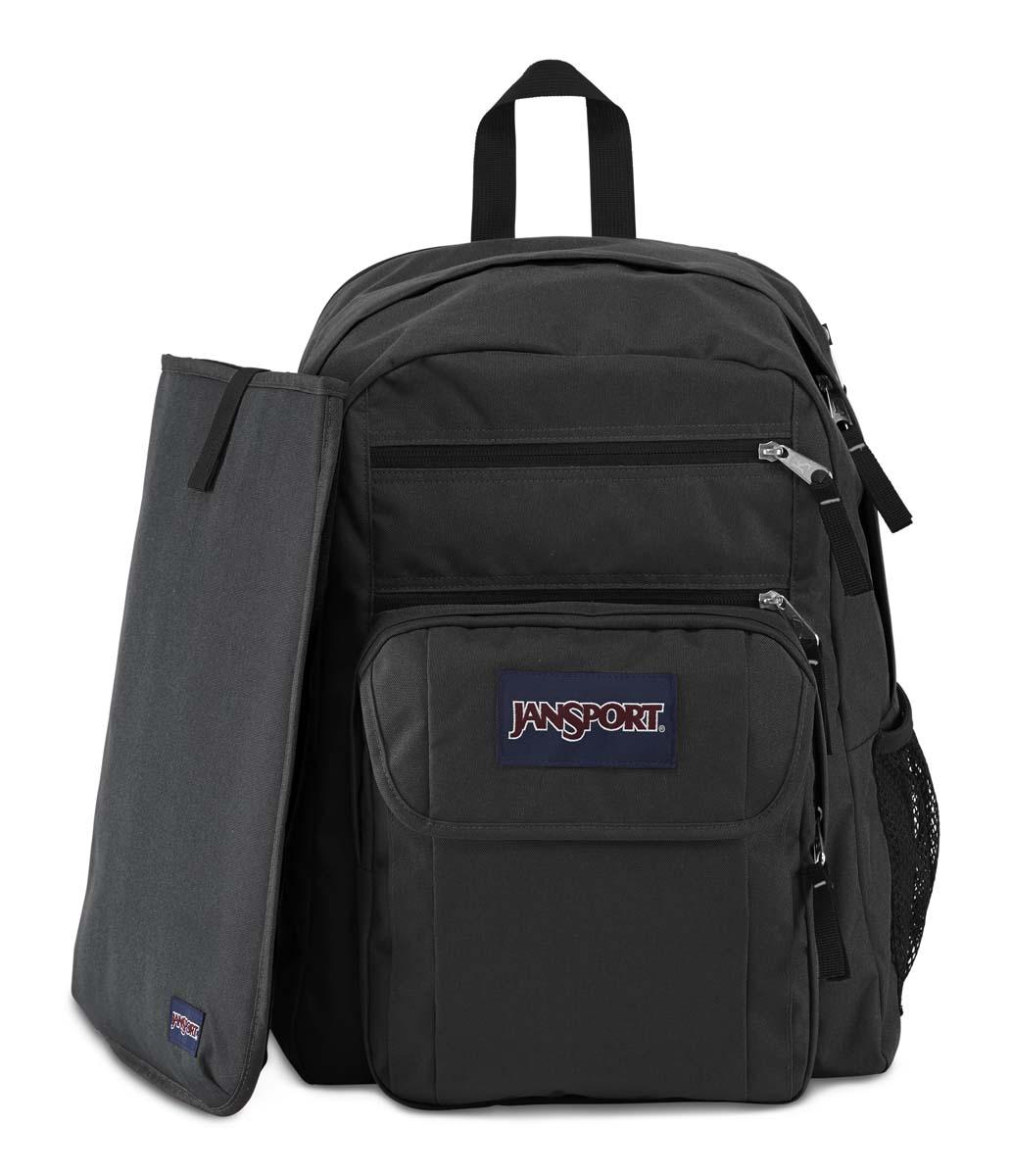 JanSport กระเป๋าเป้ รุ่น Digital Student - Black