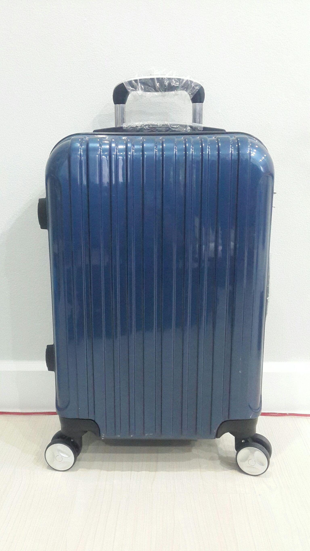 """กระเป๋าล้อลาก - Trolley Bag 20"""" Model : RA 8633 สีน้ำเงิน"""