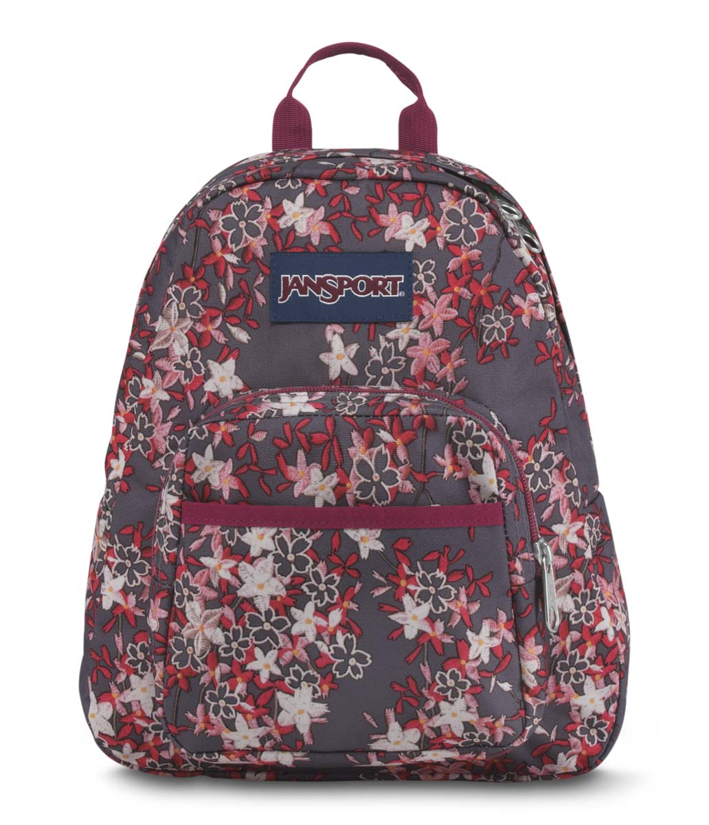 JanSport กระเป๋าเป้ รุ่น Half Pint - Folk Floral