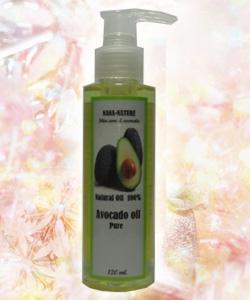 น้ำมันสกัดผลอะโวคาโด Avocadooil pure 100 %