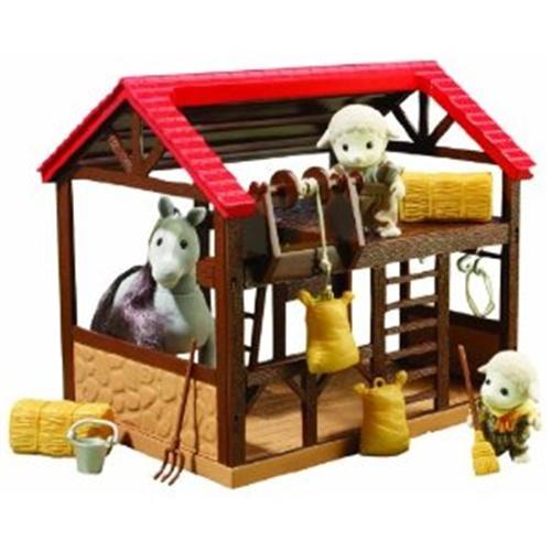 ซิลวาเนียน ยุ้งข้าวไฮฟิลด์ (UK) Sylvanian Families Highfields Barn