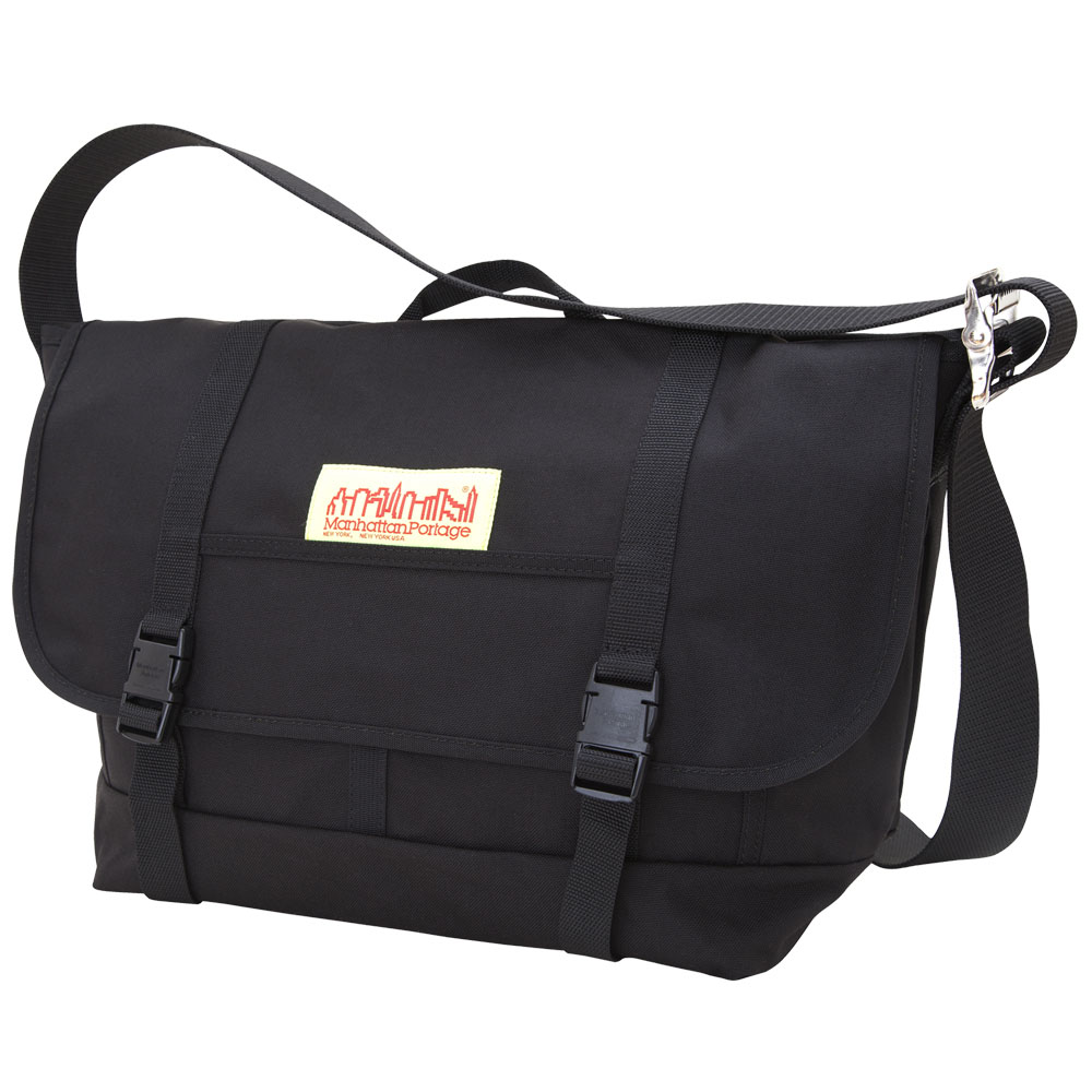 Manhattan Portage Bike Messenger Bag – Black Size MD
