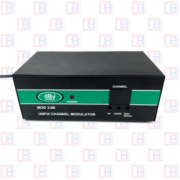 Modulator AV-RF MOD 2-69