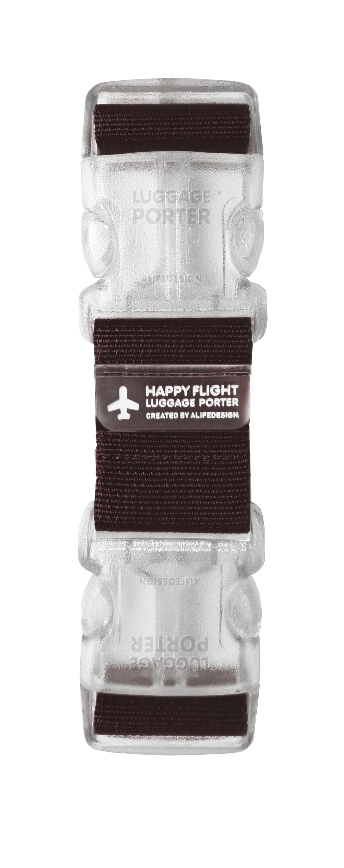Alife Design Luggage Porter - Brown