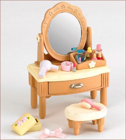 โต๊ะเครื่องแป้งซิลวาเนียน (EU) Sylvanian Families Girl's Dressing Table