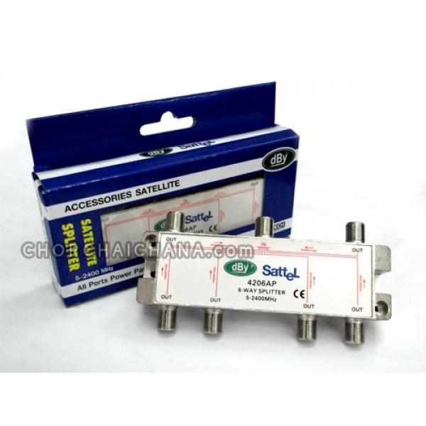 Splitter แยกสัญญาณ dBy 4206AP