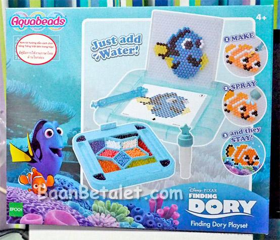 Aquabeads Finding Dory Playset อะควอบีด ดอรี่เพลย์เซ็ท