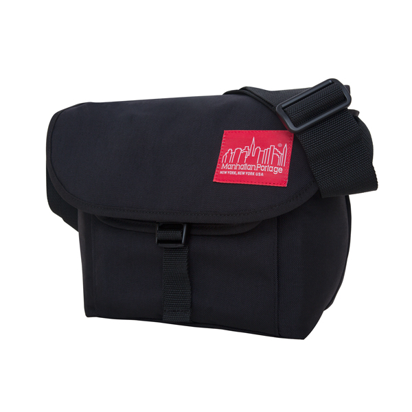Manhattan Portage Aperture Camera Bag - Black