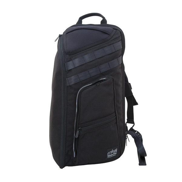 Manhattan Portage Chambers Bag - Black