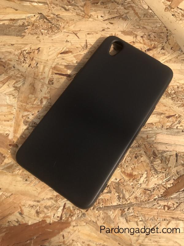 เคส Oppo A37 Tpu นิ่ม สีดำ