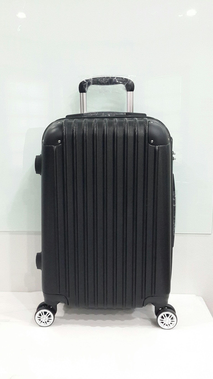 """กระเป๋าล้อลาก - Trolley Bag 20"""" Model : RA-808 Black"""