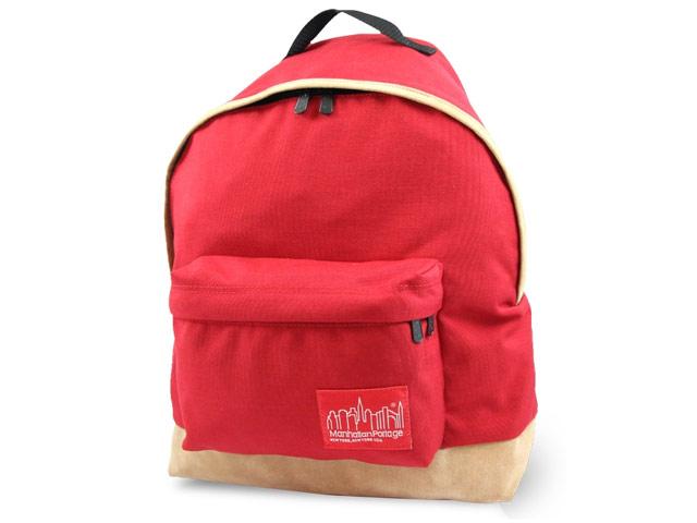 Manhattan Portage Big Apple Backpack – Red