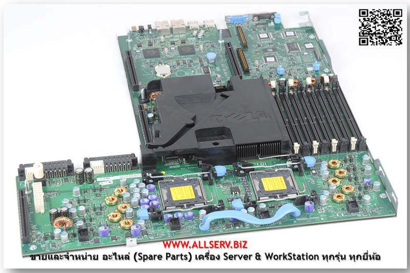GVN4C [ขาย,จำหน่าย,ราคา] Dell System Board 2-Socket W/O CPU PowerEdge M620