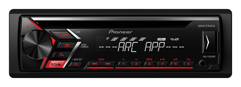 Pioneer DEH-S1050UB
