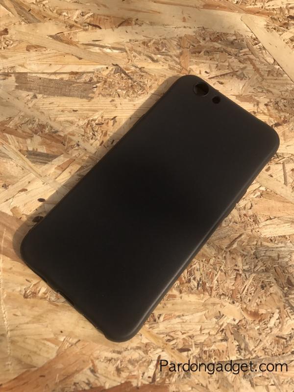 เคส Oppo F1S Tpu นิ่ม สีดำ