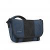 Timbuk2 กระเป๋าสะพายข้าง รุ่น Classic Messenger Bag Size S - Blue/Black