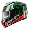 SHARK SPEED-R 2 SYKES Black Red Green