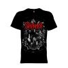 เสื้อยืด วง Slipknot แขนสั้น แขนยาว S M L XL XXL [20]