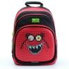 กระเป๋าเป้สำหรับเด็ก เสริมสร้างพัฒนาการ ฺBlackjack Monster - สีดำ-แดง