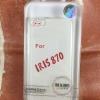เคสTPUนิ่ม Lava Iris 870 สีใส