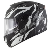 SHARK SPEED-R 2 FIGHTA Mat Black silver black