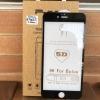ฟิล์มกระจกเต็มจอ Iphone 6/6S สีดำ 5D