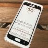 ฟิล์มกระจก5Dกาวเต็มจอ S7 ดำ