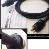 สายไฟ Mark Audio Model AC-5(KWB) หัวท้าย WATTGATE