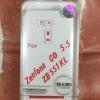 """เคสTPUนิ่ม Zenfone GO 5.5""""(ZB551KL) สีใส"""