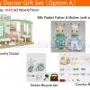 โรงพยาบาลซิลวาเนียน กิฟท์เซ็ท เอ Sylvanian Families Country Doctor Gift Set A