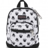 JanSport กระเป๋าเป้ รุ่น Right Pouch - Disney Minnie White Bow Dot