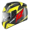SHARK SPEED-R 2 CARBON RUN Black Yellow Red