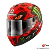 SHARK RACE-R PRO LORENZO MAT AUS GP / Red Black Green Diablo 2018