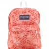 JanSport รุ่น Superbreak - Coral Peaches Dragon Flight