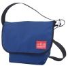 Manhattan Portage Vintage Messenger Bag – Navy Size MD