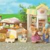 ร้านขายของริมทางซิลวาเนียน (EU) Sylvanian Families Street Market Set