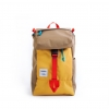Hellolulu กระเป๋าเด็ก รุ่น MINI SUTTON - KHAKI/YELLOW