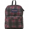 JanSport รุ่น Superbreak - Red Tape Knit Plaid