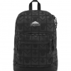 JanSport กระเป๋าเป้ รุ่น DISNEY RIGHT PACK SE - DISNEY BLACK OPS